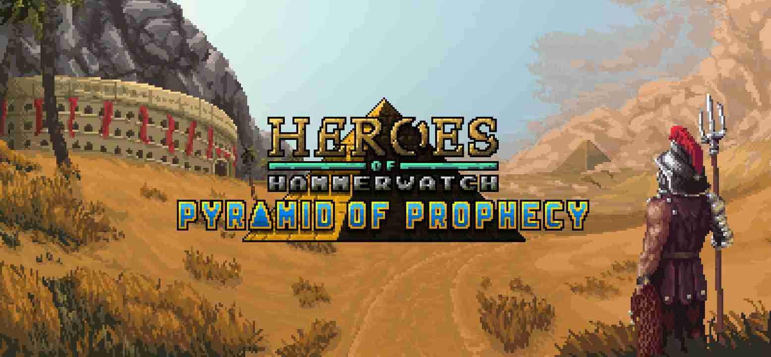 Heroes of Hammerwatch: Pyramid of Prophecy