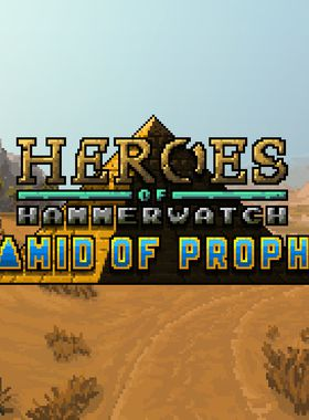 Heroes of Hammerwatch: Pyramid of Prophecy Key Art