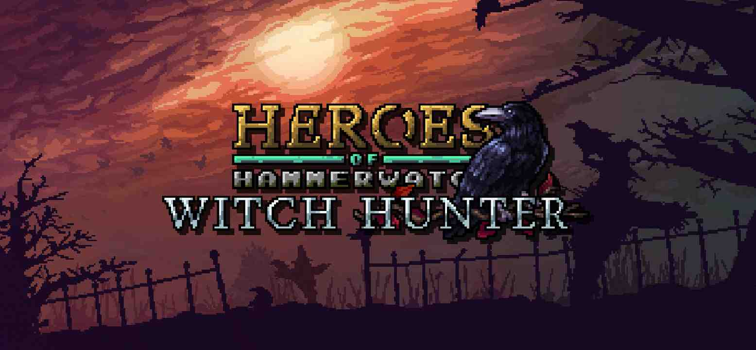 Heroes of Hammerwatch: Witch Hunter