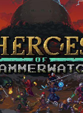 Heroes of Hammerwatch Key Art