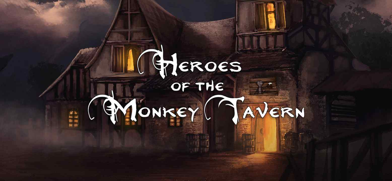 Heroes Of The Monkey Tavern Background Image