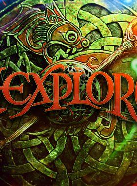 Hexplore Key Art