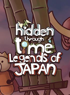 Hidden Through Time - Legends of Japan Key Art