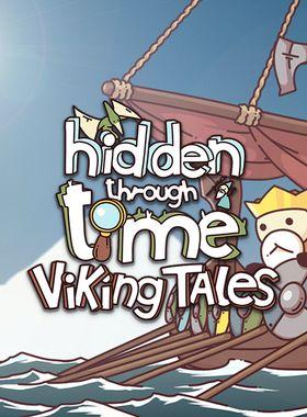 Hidden Through Time - Viking Tales Key Art
