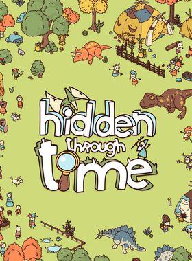 Hidden Through Time Key Art