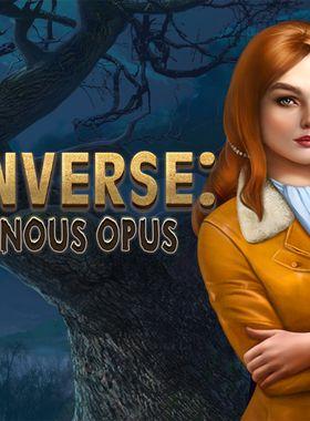Hiddenverse: Ominous Opus Key Art