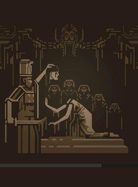 Hieroglyphika Key Art