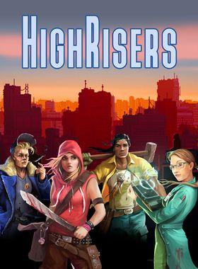 Highrisers Key Art
