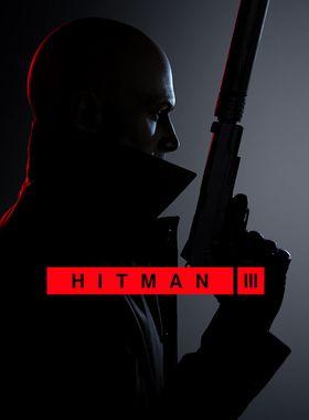 Hitman 3 Key Art