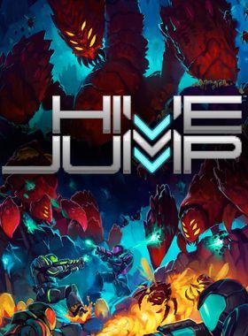 Hive Jump Key Art