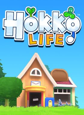 Hokko Life Key Art