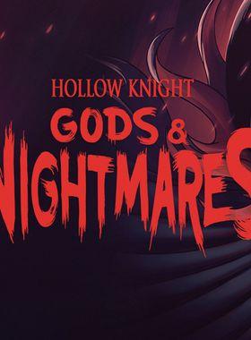 Hollow Knight - Gods & Nightmares Key Art
