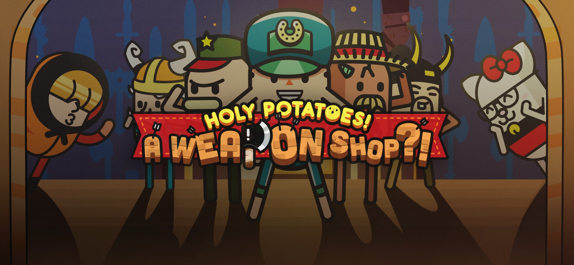 Holy Potatoes! A Weapon Shop?! Video