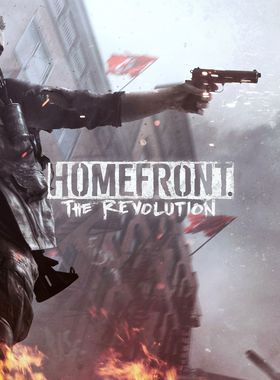Homefront: The Revolution Key Art