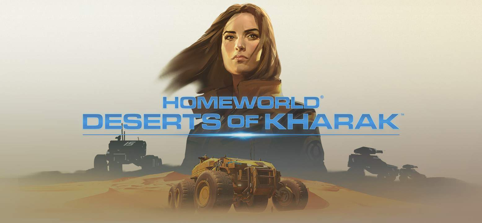 Homeworld: Deserts of Kharak Thumbnail