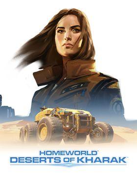 Homeworld: Deserts of Kharak Key Art