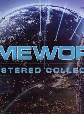 Homeworld Remastered Collection Key Art