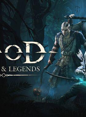 Hood Outlaws & Legends Key Art