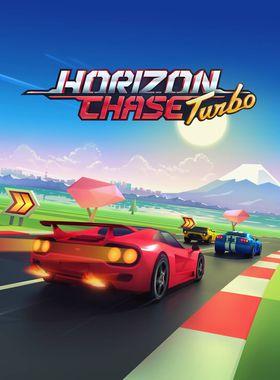 Horizon Chase Turbo Key Art
