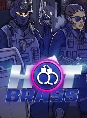 Hot Brass Key Art