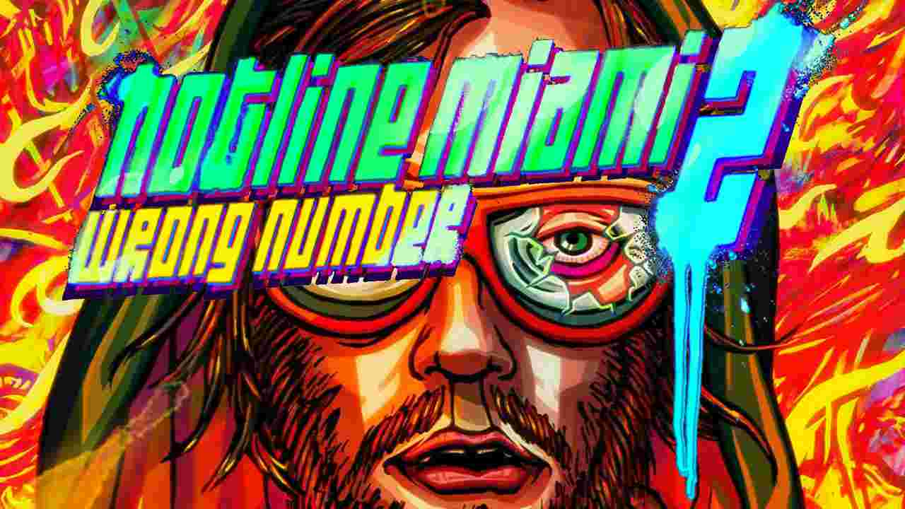 Hotline Miami 2: Wrong Number Background Image