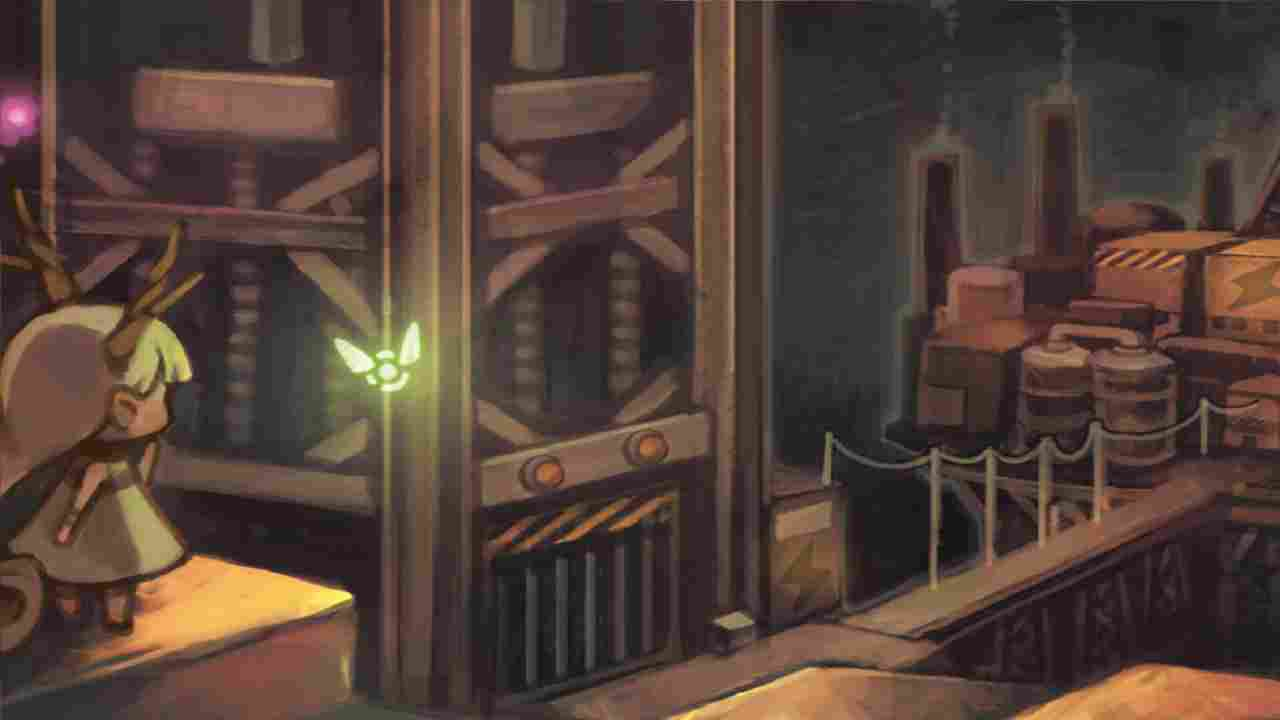 htoL#NiQ: The Firefly Diary Background Image