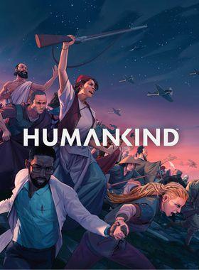 Humankind Key Art