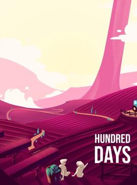 Hundred Days Key Art