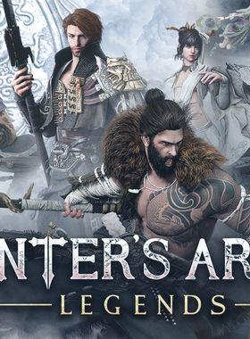 Hunter's Arena: Legends Key Art