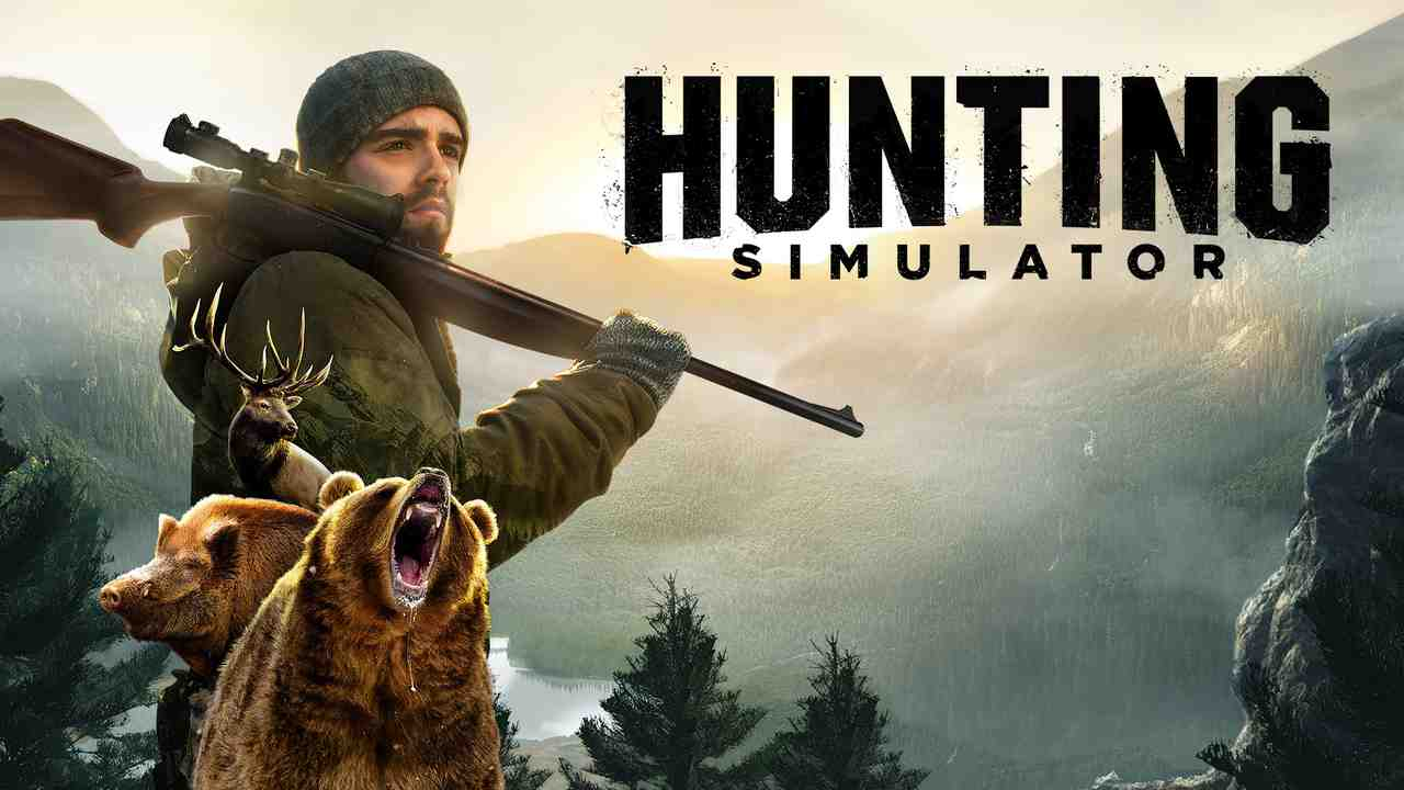 Hunting Simulator Background Image