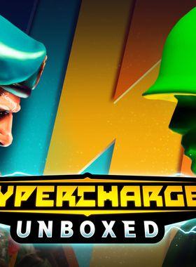 HYPERCHARGE: Unboxed Key Art