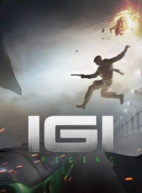 I.G.I. Origins Key Art