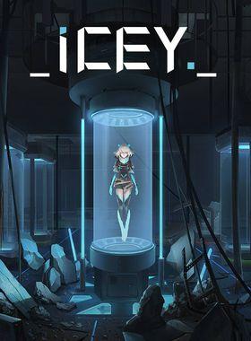 ICEY Key Art