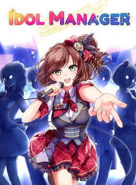 Idol Manager Key Art