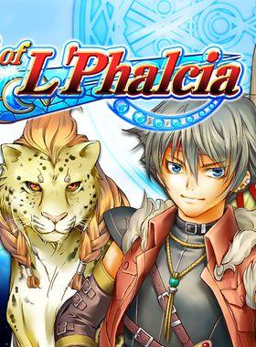 Illusion of L'Phalcia Key Art