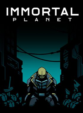 Immortal Planet Key Art
