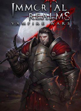 Immortal Realms: Vampire Wars Key Art