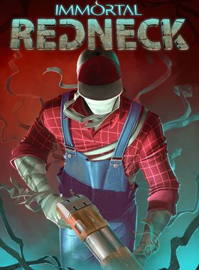 Immortal Redneck Key Art