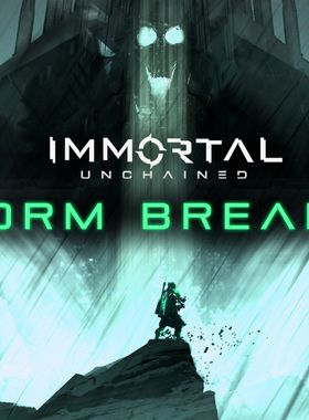 Immortal: Unchained - Storm Breaker Key Art