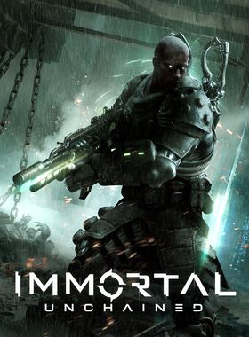 Immortal: Unchained Key Art