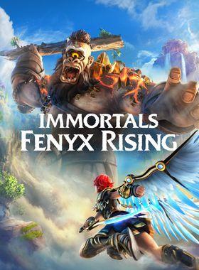 Immortals Fenyx Rising Key Art