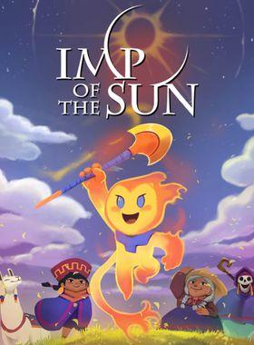 Imp of the Sun Key Art