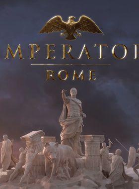 Imperator: Rome Key Art