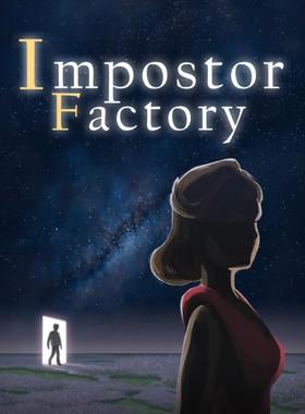 Impostor Factory Key Art