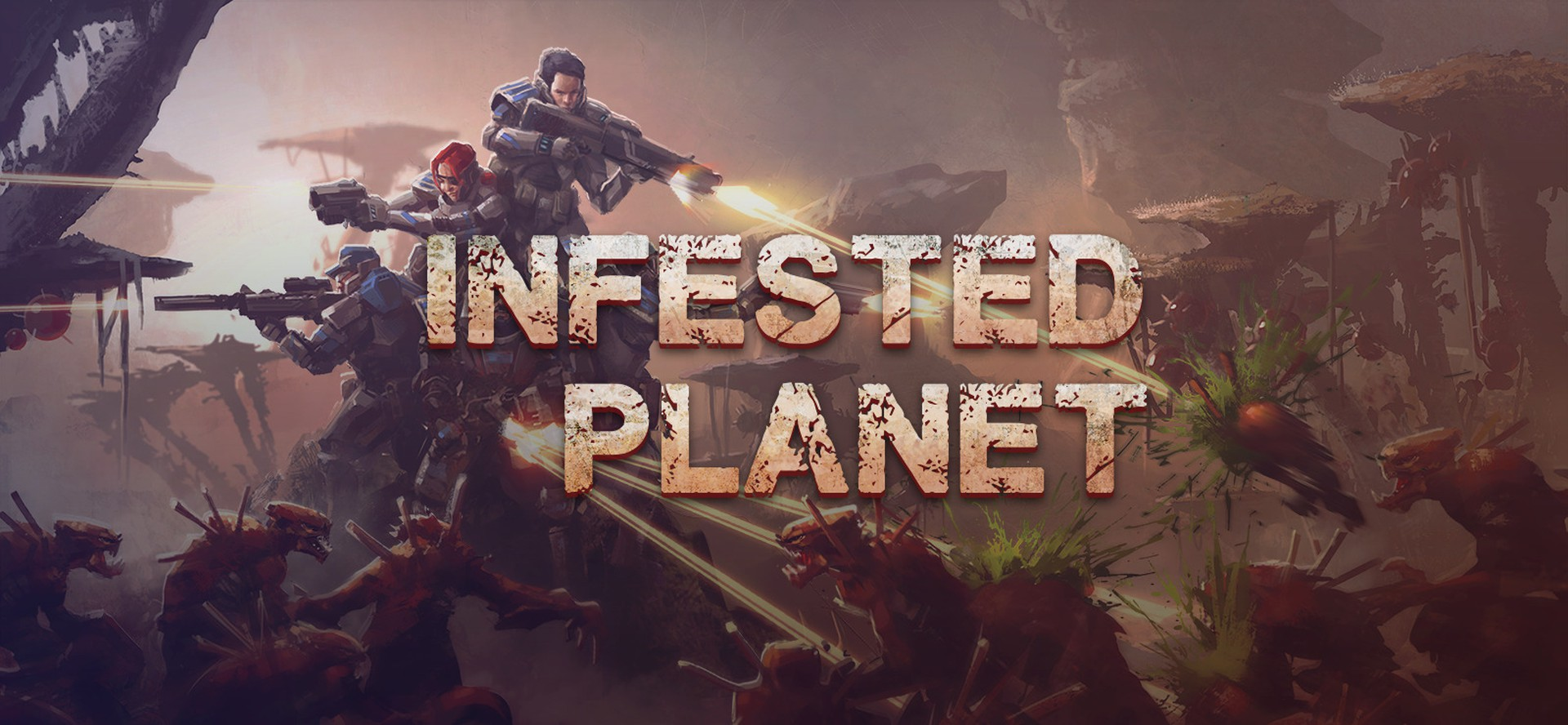 Infested Planet Video