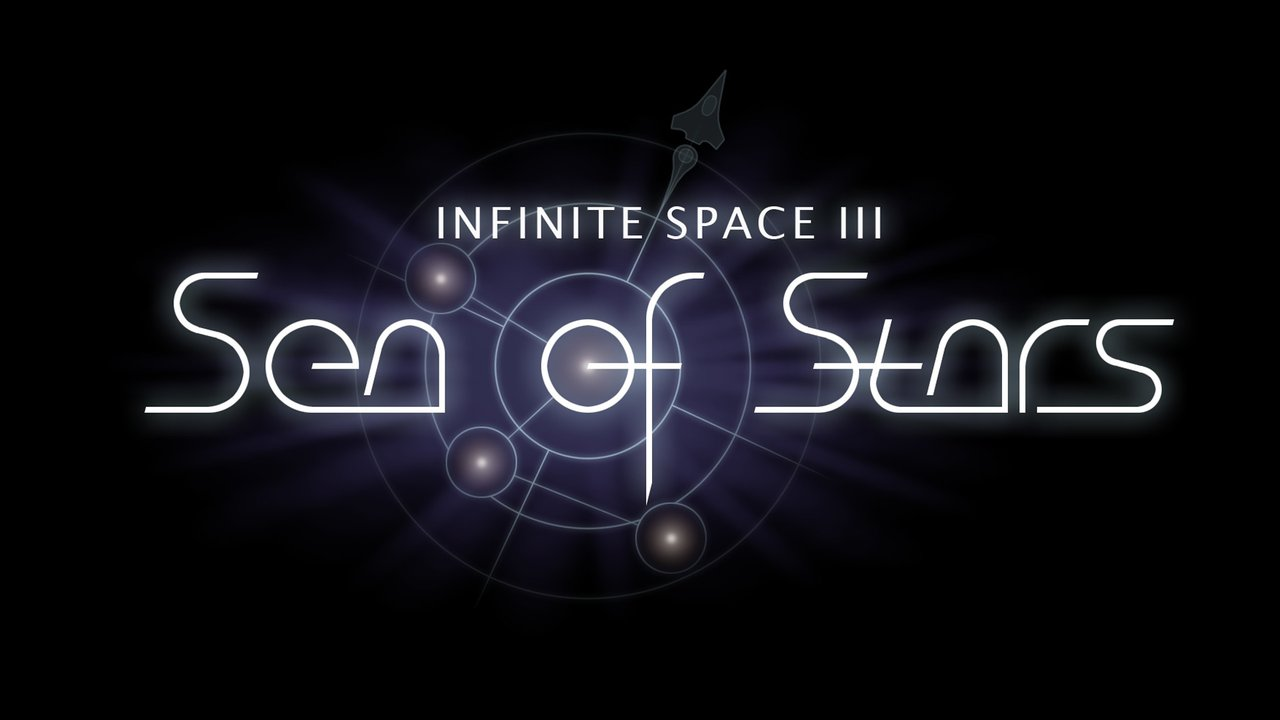 Infinite Space 3: Sea of Stars Key Art