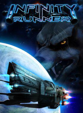 Infinity Runner Key Art