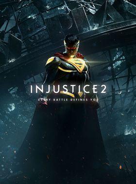 Injustice 2 Key Art