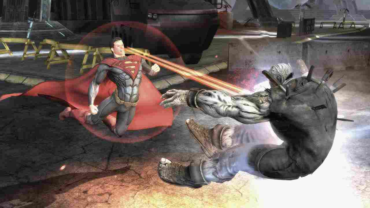 Injustice: Gods Among Us - Ultimate Edition Background Image