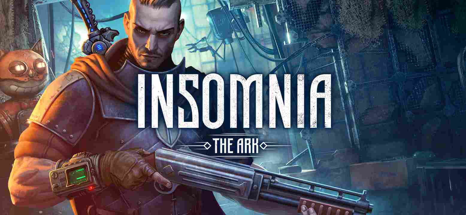 Insomnia: The Ark Background Image